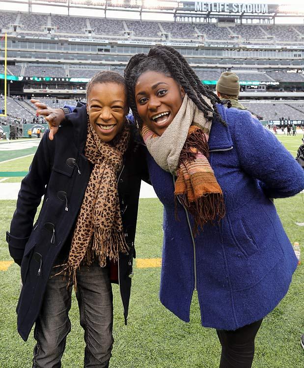 New York Jets vs. Oakland Raiders Dec. 8, 2013 at MetLife Stadium in East Rutherford, NJ