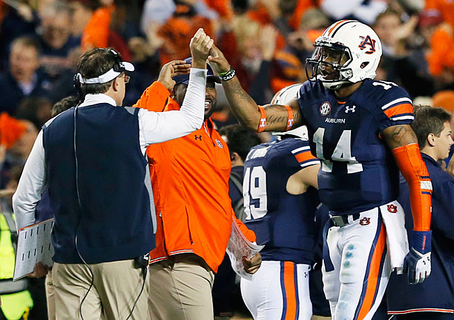 Gus Malzahn and Nick Marshall have led Auburn's improbable journey to the BCS championship game.