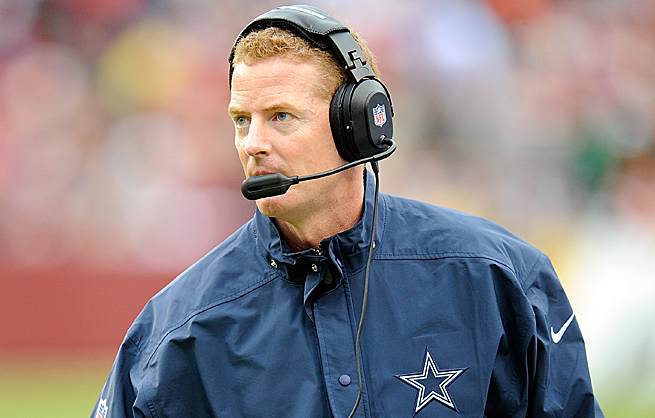 The future of Jason Garrett's job seems to be resting on whether or not the Cowboys make the playoffs.