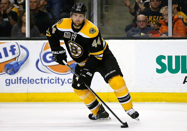 Dennis Seidenberg's diagnosis is another blow to a Bruins team that has dealt with injuries this year.