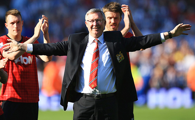 Sir Alex Ferguson retired as manager of Manchester United after holding the position for over 26 years.