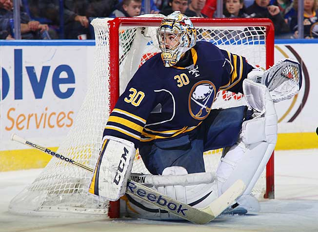 Ryan Miller has been stellar despite having to play behind one of the NHL's worst teams.