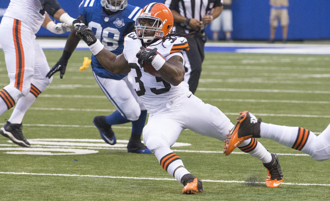 An increase in elite talent around Trent Richardson in Indianapolis should increase his fantasy value.