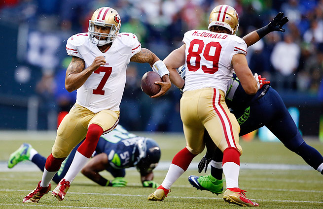 The Seahawks enter the playoffs with homefield advantage, but the 49ers are riding a 6-game win streak.