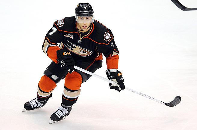 Cogliano has the NHL's third-longest active streak of consecutive games played for the Ducks.