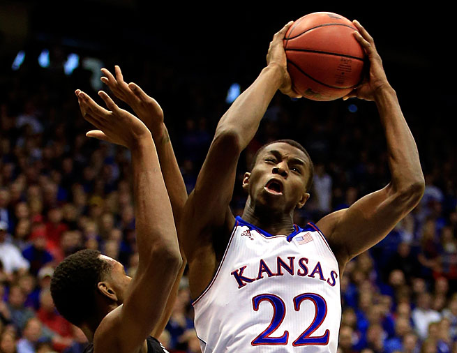 Andrew Wiggins and the Jayhawks have struggled more than expected, but they'll only get better.