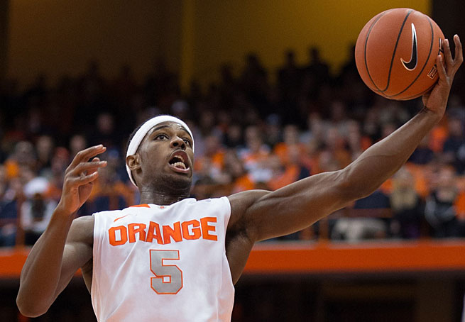 C.J. Fair and Syracuse have carried an undefeated record into the new year.