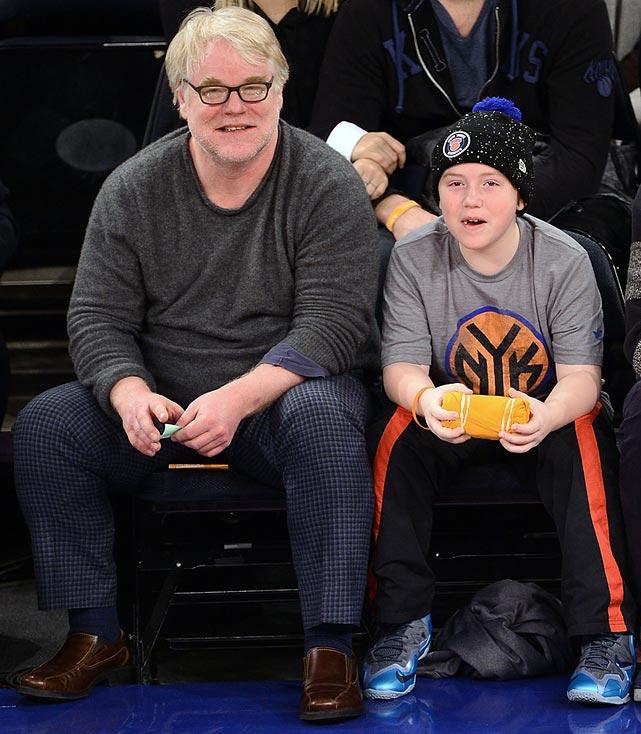 New York Knicks vs. Oklahoma City Thunder Dec. 25, 2013 at Madison Square Garden in New York