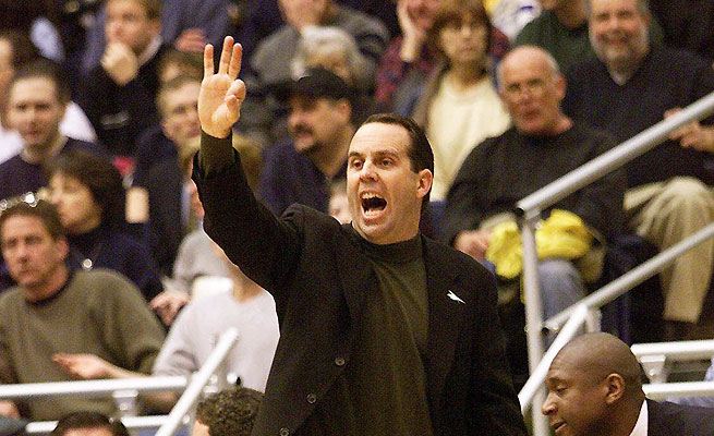 At Delaware, Mike Brey learned the value of attracting dissatisfied players from bigger programs.