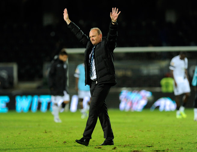 Former Real Betis manager Pepe Mel will take the reins at West Brom, replacing the ousted Steve Clarke.