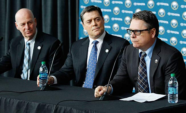 Craig Patrick, Pat LaFontaine and Tim Murray now have some weighty personnel decisions to make.