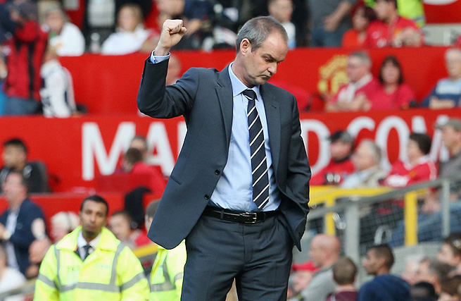 West Bromwich Albion fired Clarke December 14 after four straight Premier League losses.
