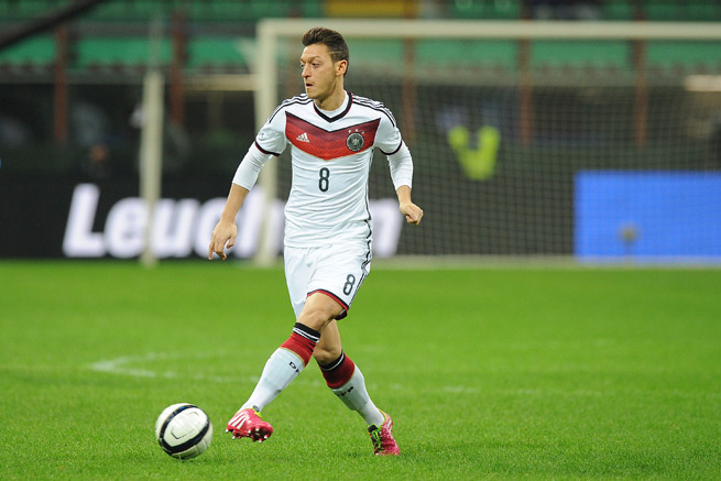 Mesut Ozil and Germany will play Armenia in their final World Cup tune-up before leaving for Brazil, where it will play the United States, Ghana and Portugal.