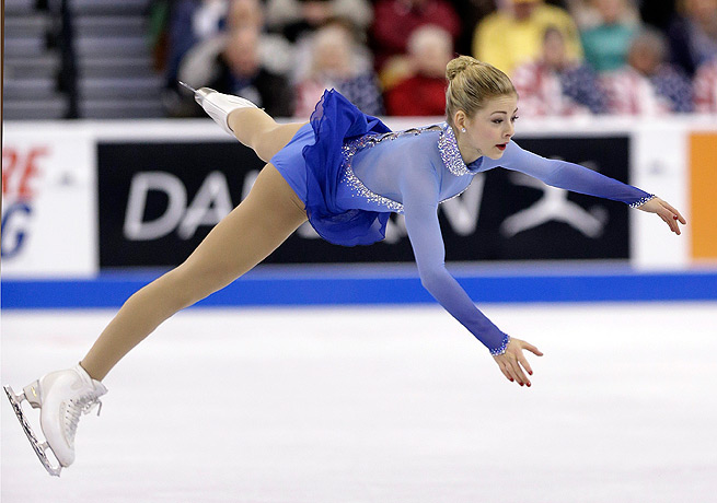 Gracie Gold is now a heavy favorite to represent the United States at the Sochi Olympics.