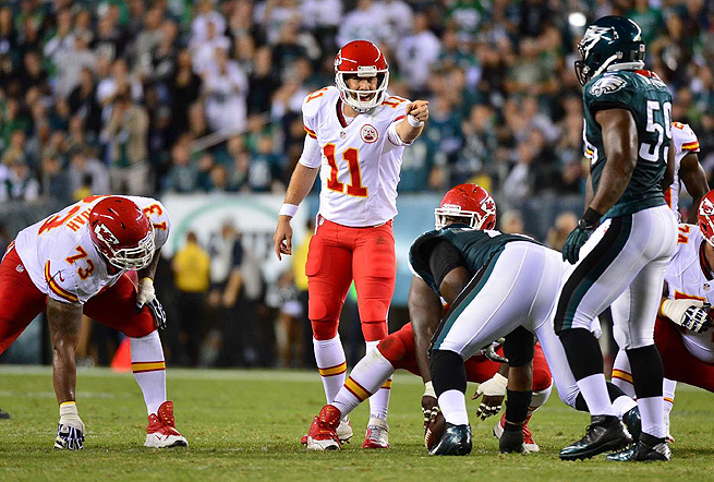 September's game between the Chiefs and Eagles was the highest rated Thursday game ever.
