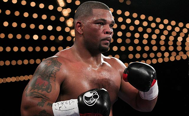 Mike Perez will take a heavy heart into his Jan. 18 bout against Carlos Takam in Montreal.