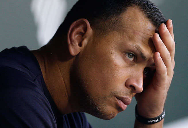 Alex Rodriguez has been banned for the entire 2014 season because of his alleged use of PEDs.