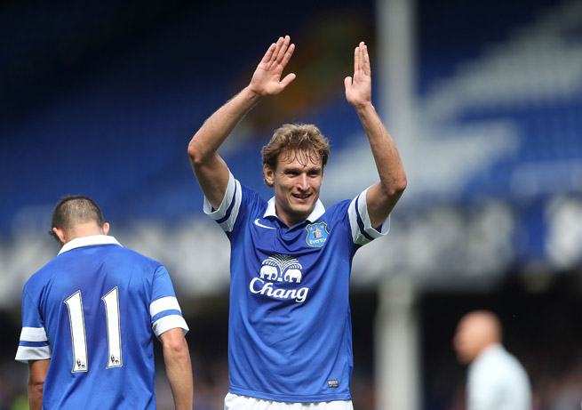 Hull has purchased striker Nikica Jelavic for a reported club-record transfer fee, doling out $10.6 million to secure the Croatian.