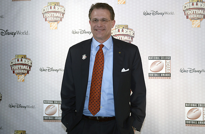 Gus Malzahn turned Auburn from SEC bottom-feeder to national runner-up in his first season.