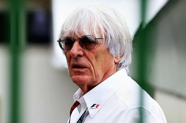 Apparently, Bernie Ecclestone's sticky tax situation got him into his bribery mess.