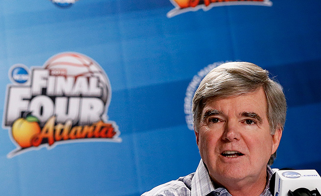 Mark Emmert said he's seen a large shift in the support for autonomy for the Power Five conferences.