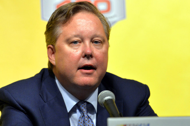 NASCAR chairman Brian France has said he wants to place a greater emphasis on winning, and he's never ruled out altering the Chase format.