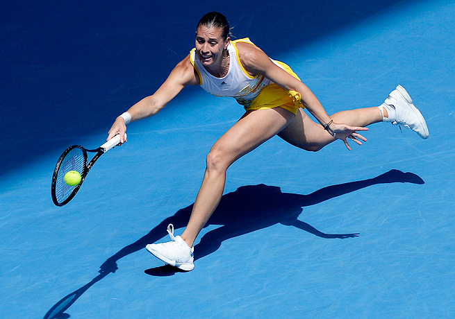 Flavia Pennetta's run to the quarters in Melbourne is her latest strong performance in recent months.