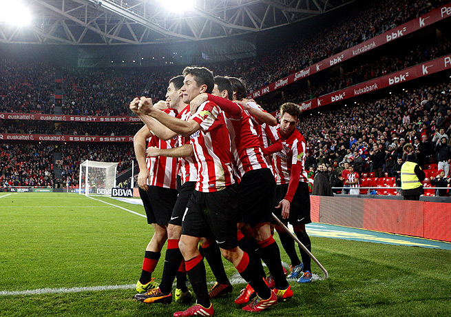 With its win against Valladolid, Athletic Bilbao now sits in fourth place in the La Liga table.