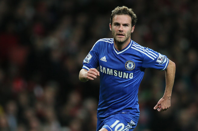 Juan Mata's move from Chelsea to Manchester United was the highlight of the January window.