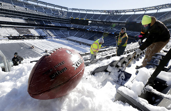 Super Bowl XLVIII will be the first outdoor cold weather Super Bowl in NFL history.
