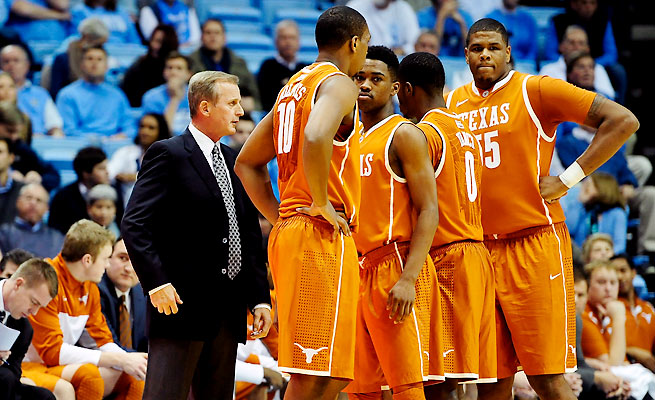Once left for dead, Rick Barnes has revived his job security with Texas' surprising resurgence.