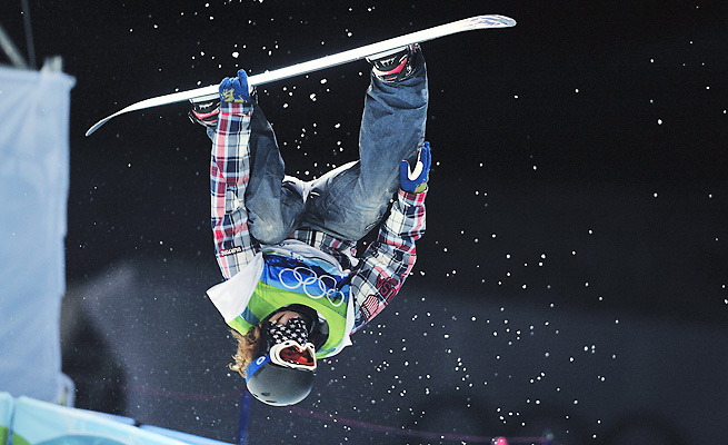 The X-Games have helped make stars out of winter athletes like Olympic snowboarder Shaun White.