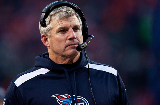 Mike Munchak heads to Pittsburgh after three seasons as the head coach of the Titans.