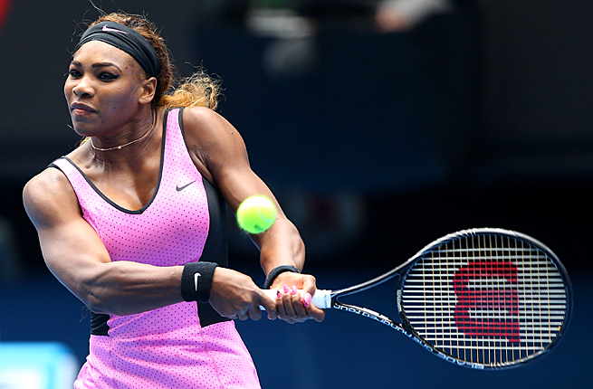 Serena Williams and her family have boycotted the BNP Paribas Open in Indian Wells since 2001.