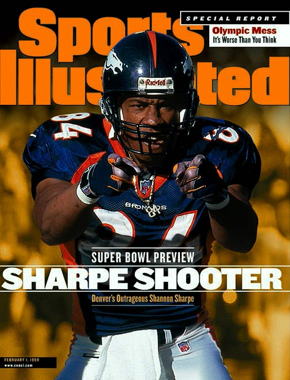 Named a Pro Bowler on eight occasions and a first-team All-Pro four times, Sharpe is one of the best tight ends in NFL history. He notched three seasons with over 1,000 receiving yards and five seasons with 70 or more catches. During his career, he won three Super Bowls, two of which came with the Broncos following the 1997 and 1998 seasons. Sharpe was named to the Pro Football Hall of Fame in 2011.