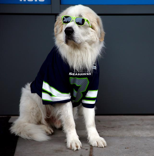 They're puttin' on the dog in Seattle as their hometown heros embark on a journey to the Super Bowl and perhaps a date with destiny.