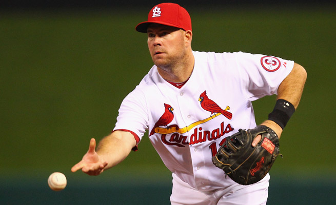Ty Wigginton has hit .261 with 169 homers over a 12-year MLB career spent with eight teams.