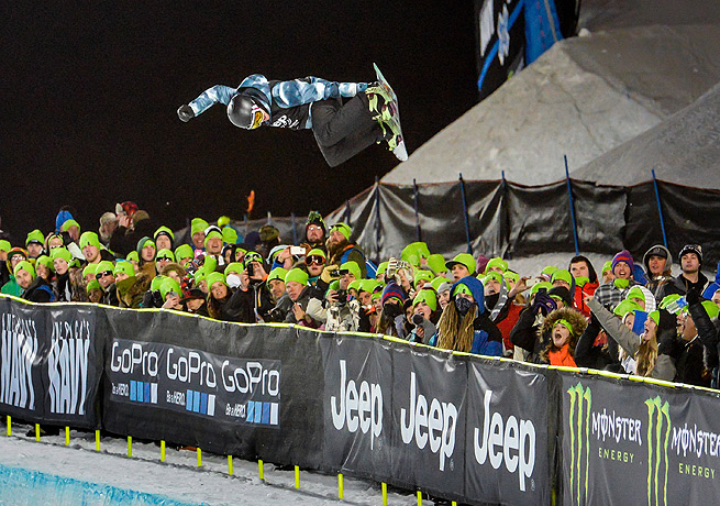 Kelly Clark will look to add to her gold medal haul at the Olympics in Sochi next month.