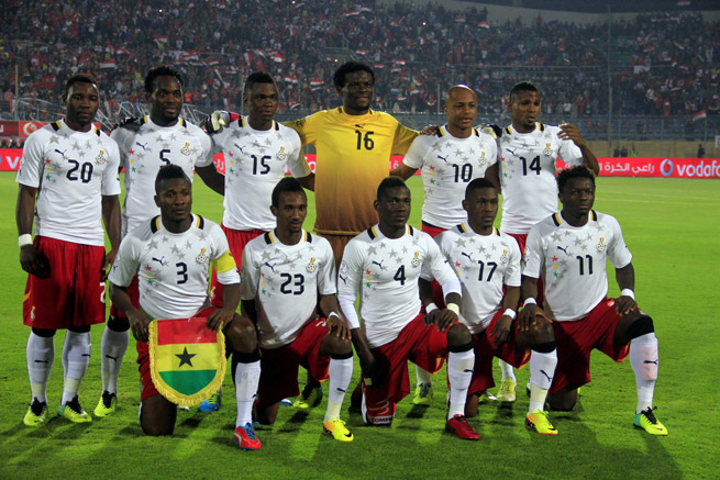 Ghana's national team will play the Netherlands in a pre-World Cup friendly.
