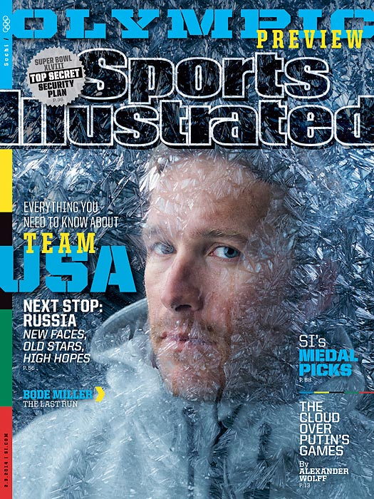 For the first time ever, Sports Illustrated has four Olympic Preview covers. U.S women's Alpine skier Mikaela Shriffin, U.S. figure skater Gracie Gold, U.S. men's Alpine skier Bode Miller and U.S. snowboarders Jamie Anderson and Arielle Gold all appear on this week's covers. Each athlete brings his or her own unique story to the Olympics and gives viewers a reason to stay tuned throughout the upcoming games.