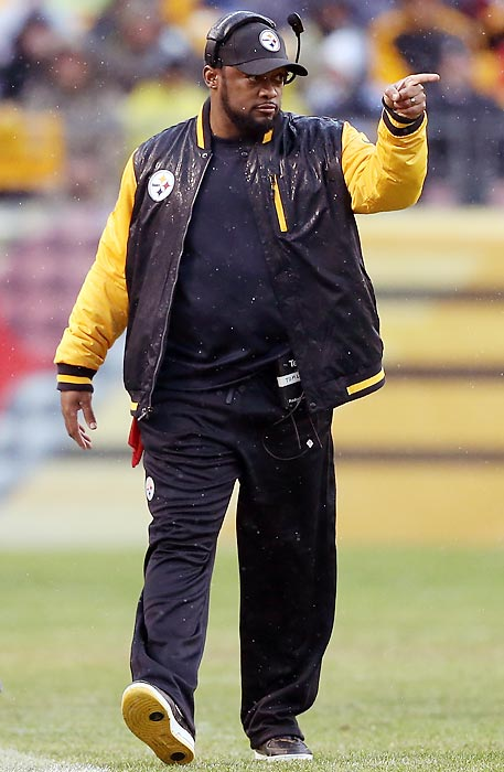 The Pittsburgh Steelers started uncharacteristically 0-4 and were a measly 2-6 by midseason. Mike Tomlin righted the ship and the Steelers went 6-2 in the second half of the year. They managed to finish 8-8 and almost snuck into the playoffs.