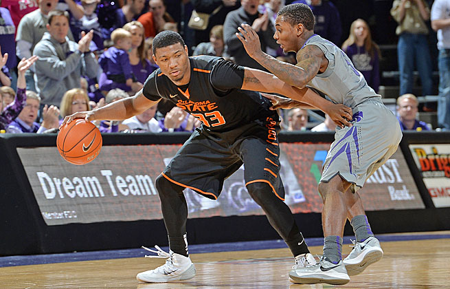Oklahoma State will need Marcus Smart to rediscover his early-season form when it plays Iowa State.