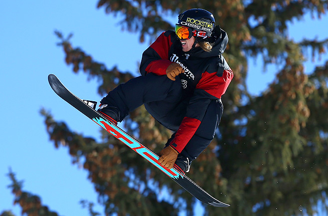 Torstein Horgmo, a medal hopeful in the slopestyle event, broke his collarbone on a training run.