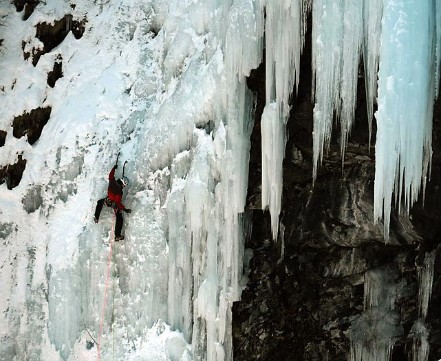 In the past, some have pushed for ice climbing to be added to the winter Olympics, but the IOC rejected its inclusion in the 2020 games.