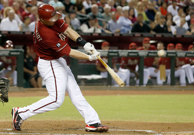 Paul Goldschmidt has established himself as one of the top fantasy options at first base.