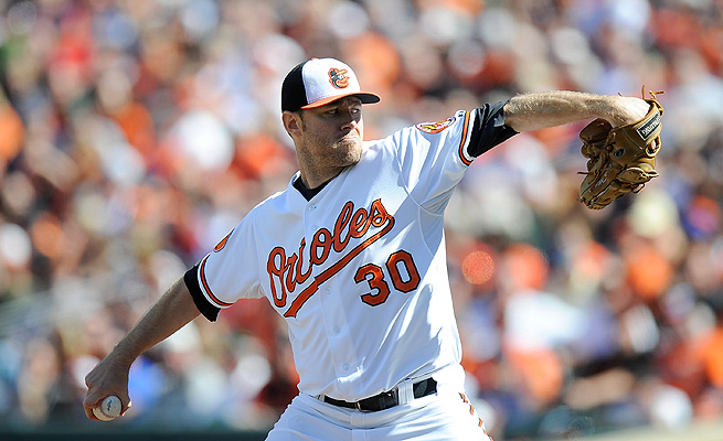 Chris Tillman's emergence as a solid front-end starting pitcher was a bright spot in a difficult season for Baltimore.