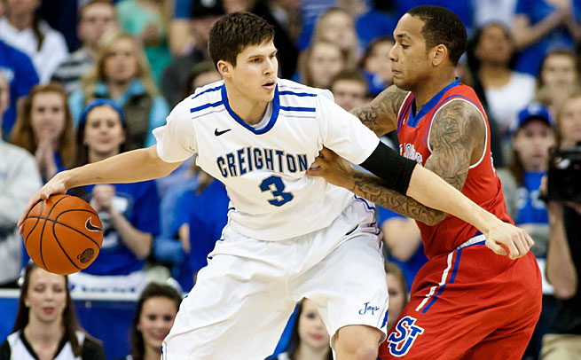 Despite the presence of likely Player of the Year Doug McDermott, Creighton may have a hard time landing a top-3 seed.