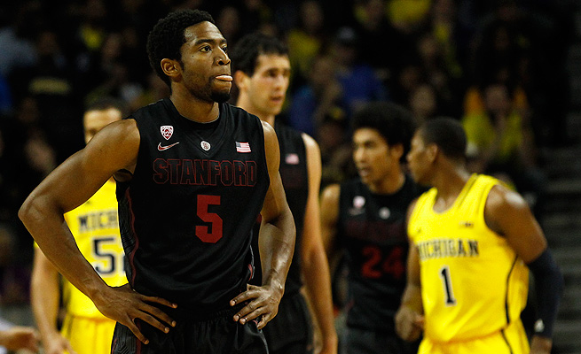 Chasson Randle and Stanford have heated up lately with wins over Arizona State and Cal, but will that be enough for a tournament bid?