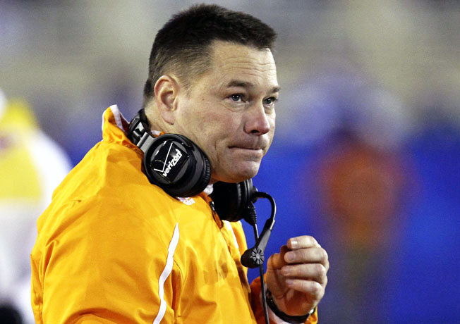 Tennessee head coach Butch Jones signed 32 recruits in the class of 2014, including 14 early enrollees.