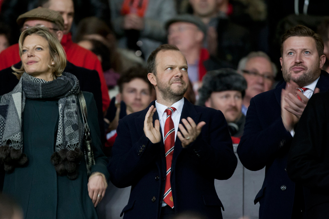 Manchester United vice chairman Ed Woodward says the club is thriving on the commercial end and is planning major changes to the squad this summer.